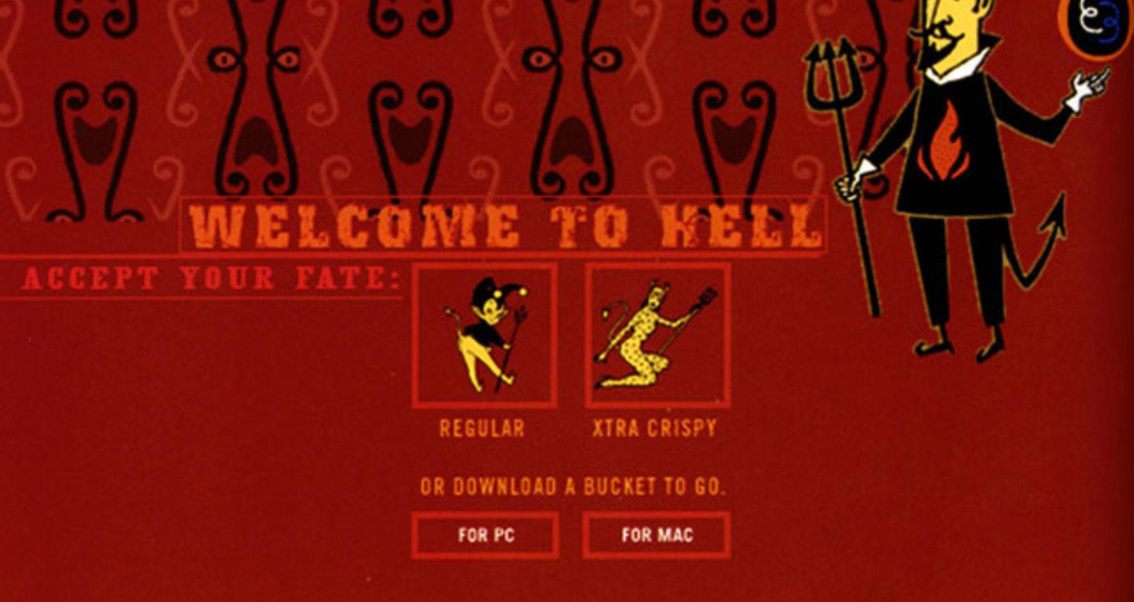 Elvis & Bonaparte Go To Hell Website