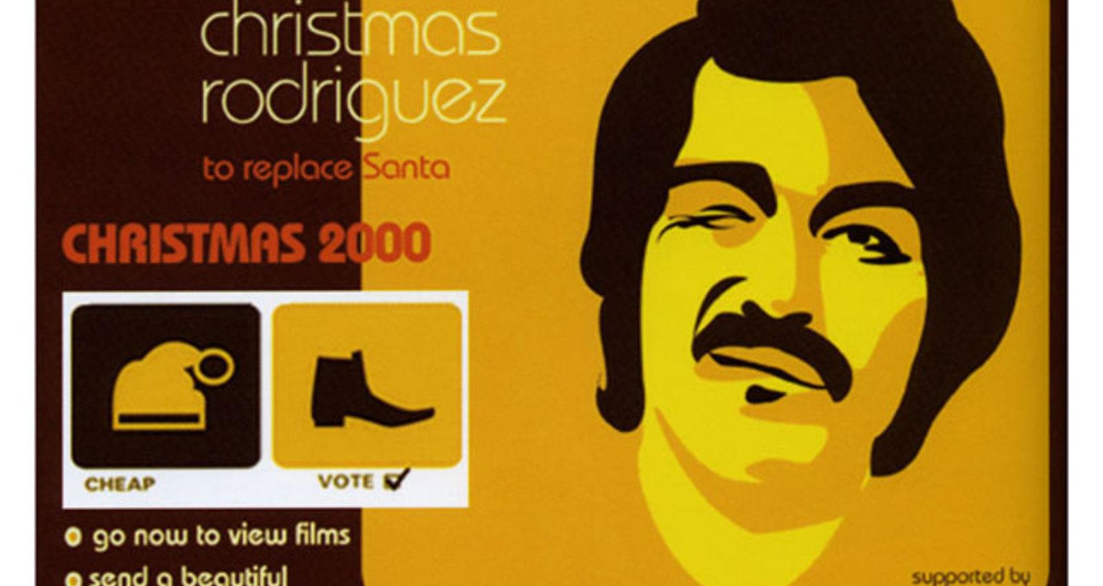 Chris Christmas Rodriguez