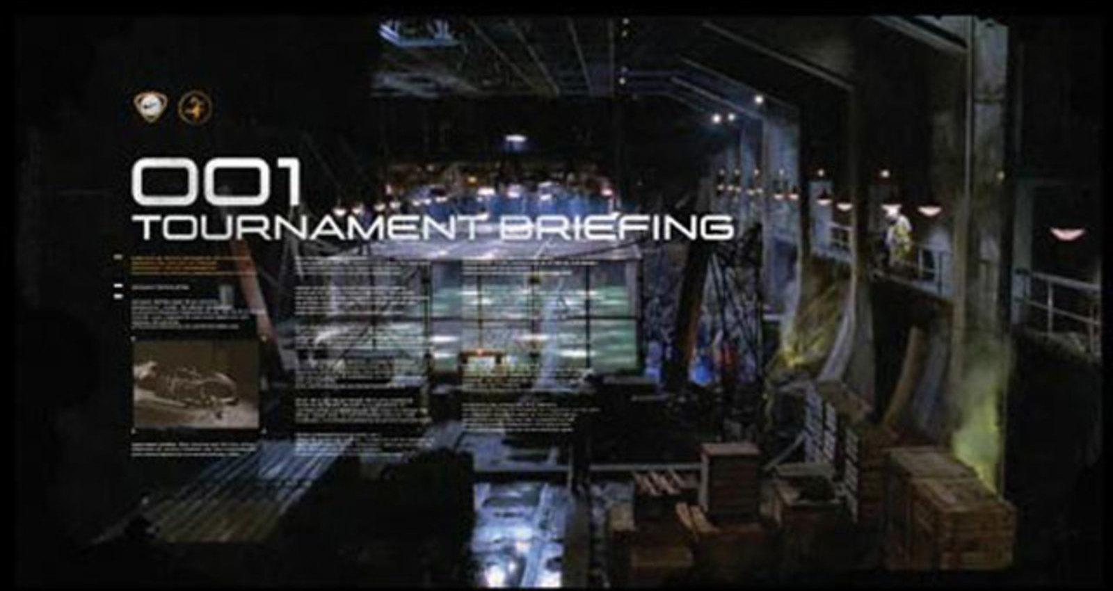 The Secret Tournament