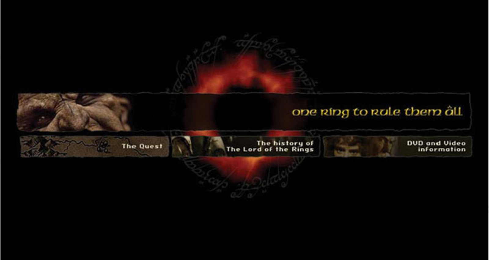 Lord Of The Rings: The Fellowship Of The Ring Quest