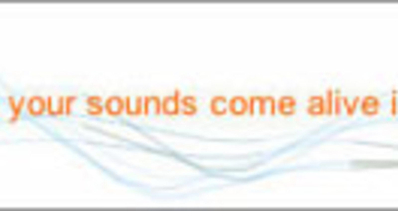 FTD+hp Bouquet Banner, Bang amp; Olufsen+hp Voice Visualizer Banner, Bang amp; Olufsen+hp Light Banner