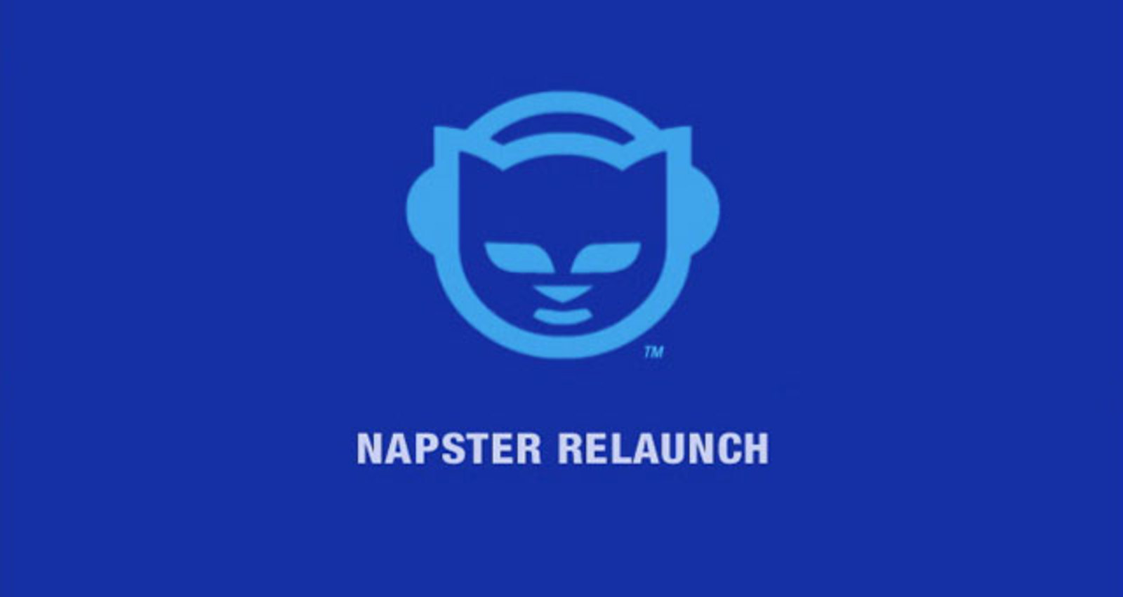 Napster Launch