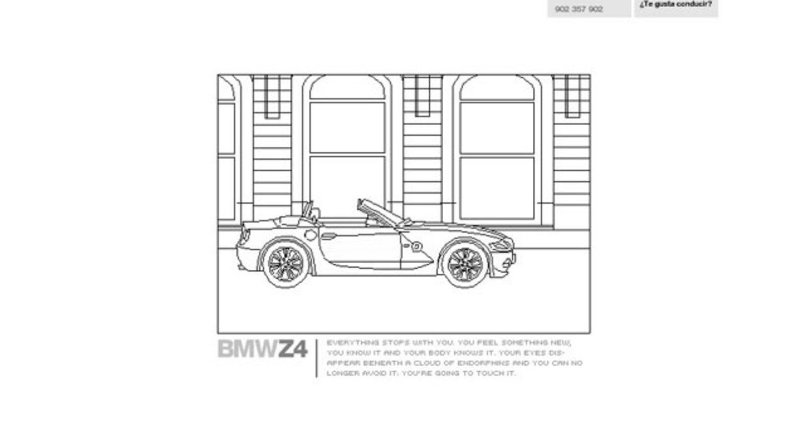 BMW Z4 Endorphines