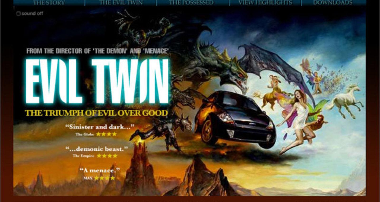 Ford Streetka Evil Twin