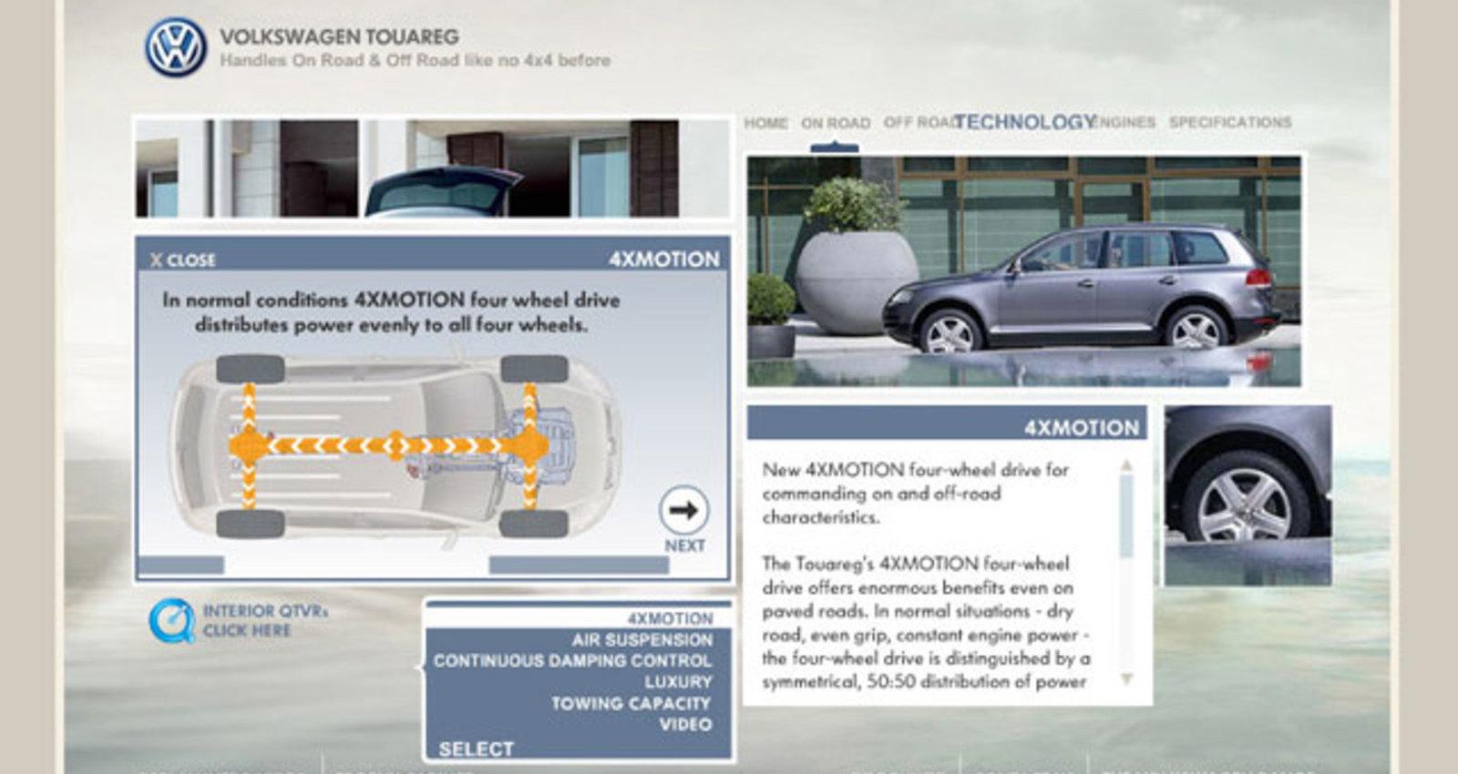 Volkswagen Touareg CD ROM