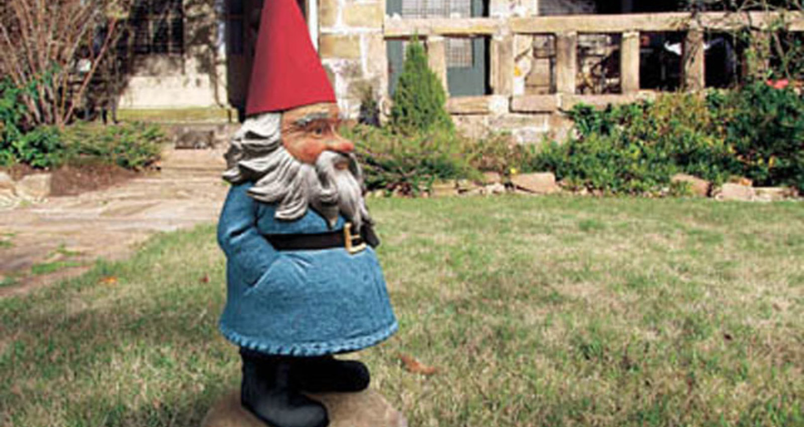Where's My Gnome