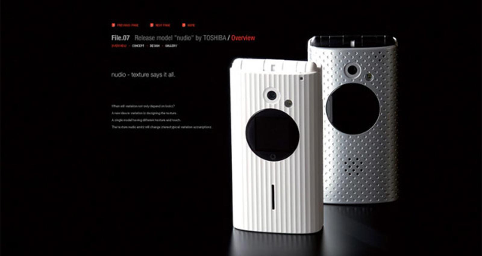 Vodafone Design File