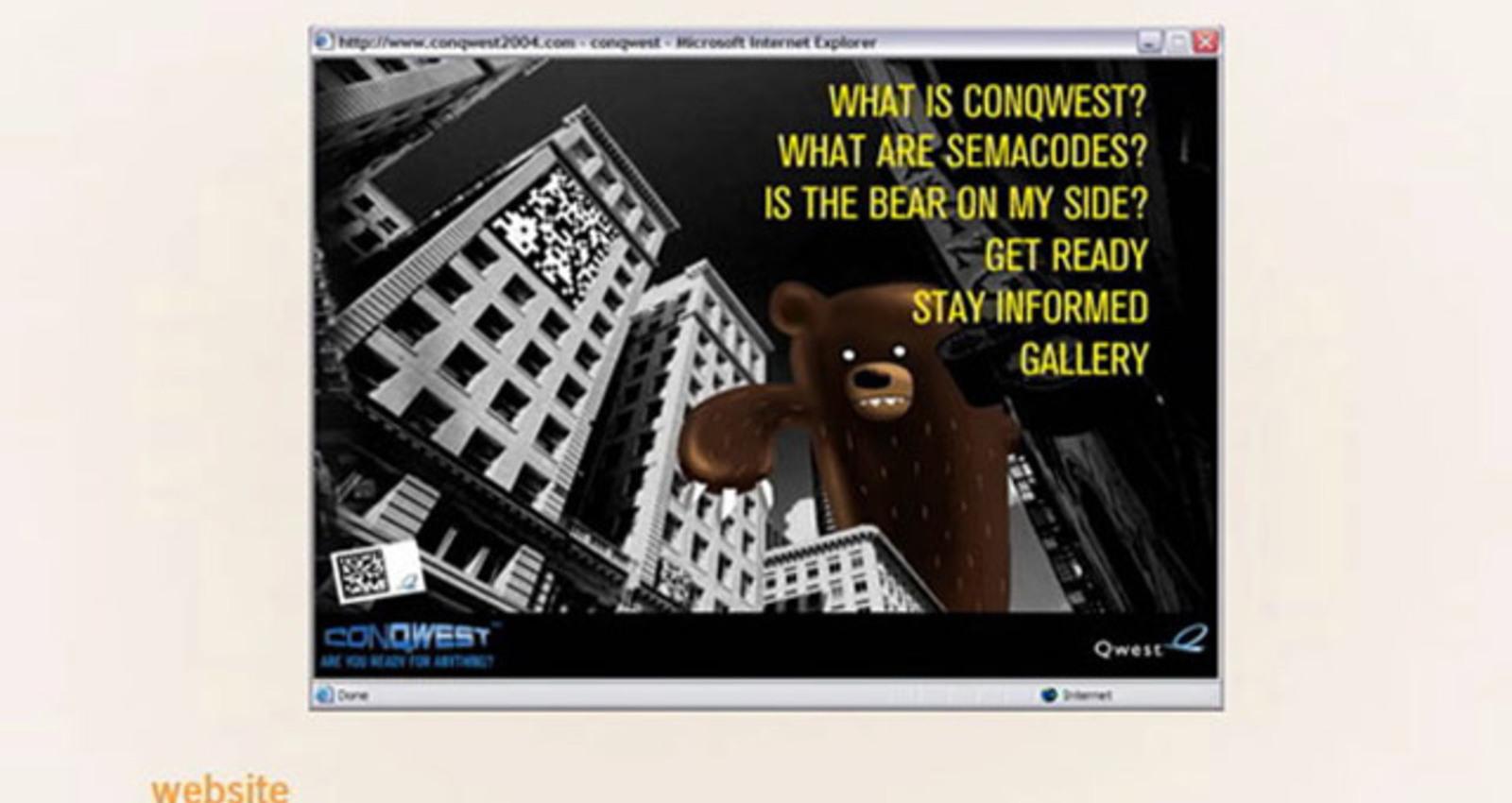 ConQwest Urban Geo Game