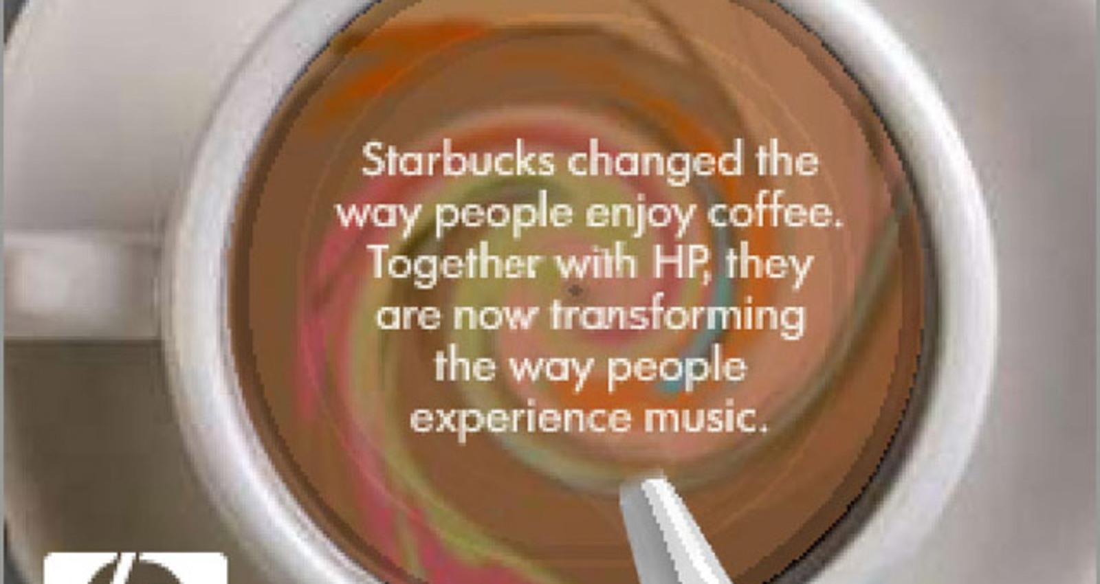 HP Starbucks Sitir Banner