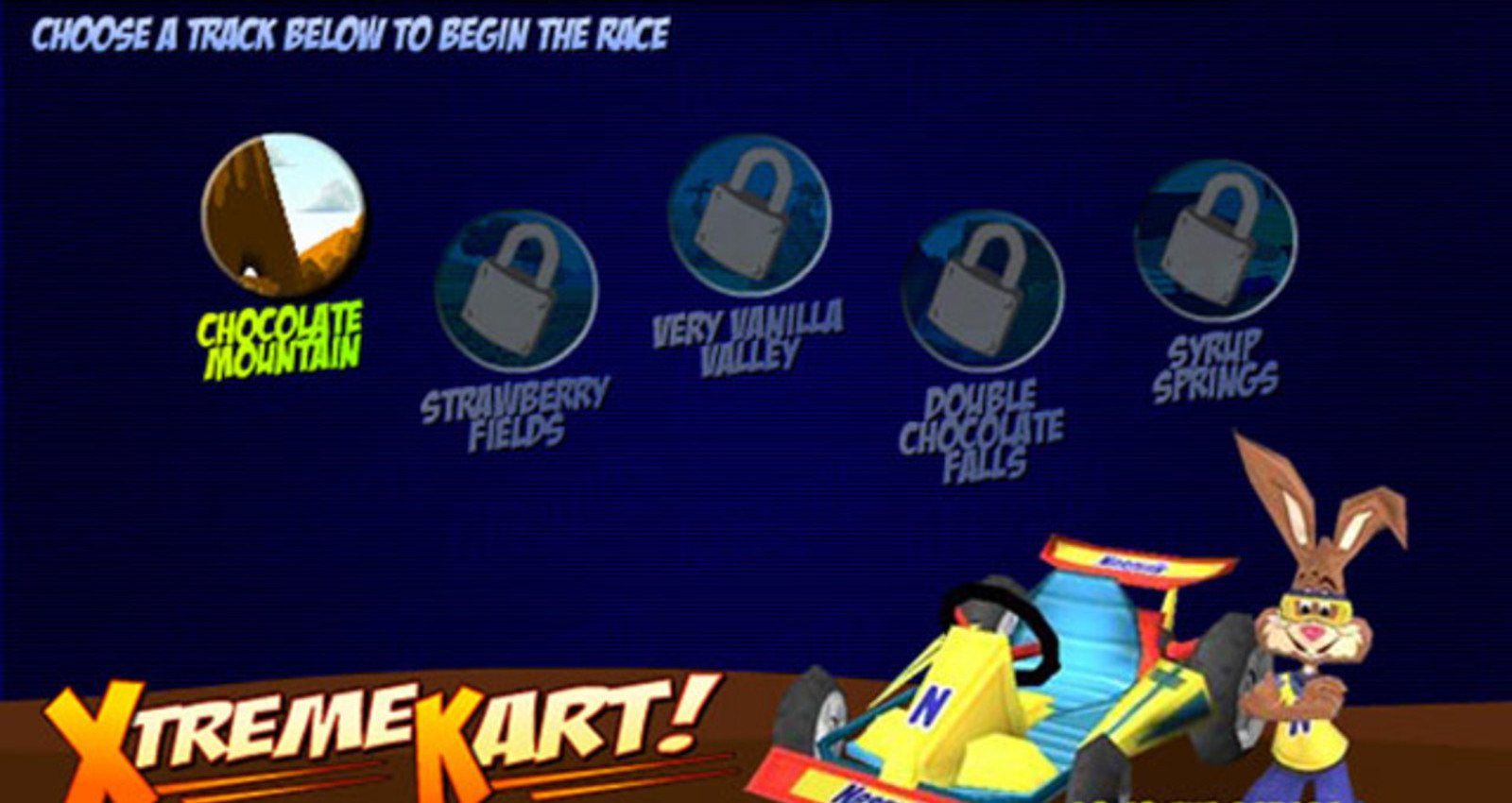 Nesquik Xtreme Kart Challenge