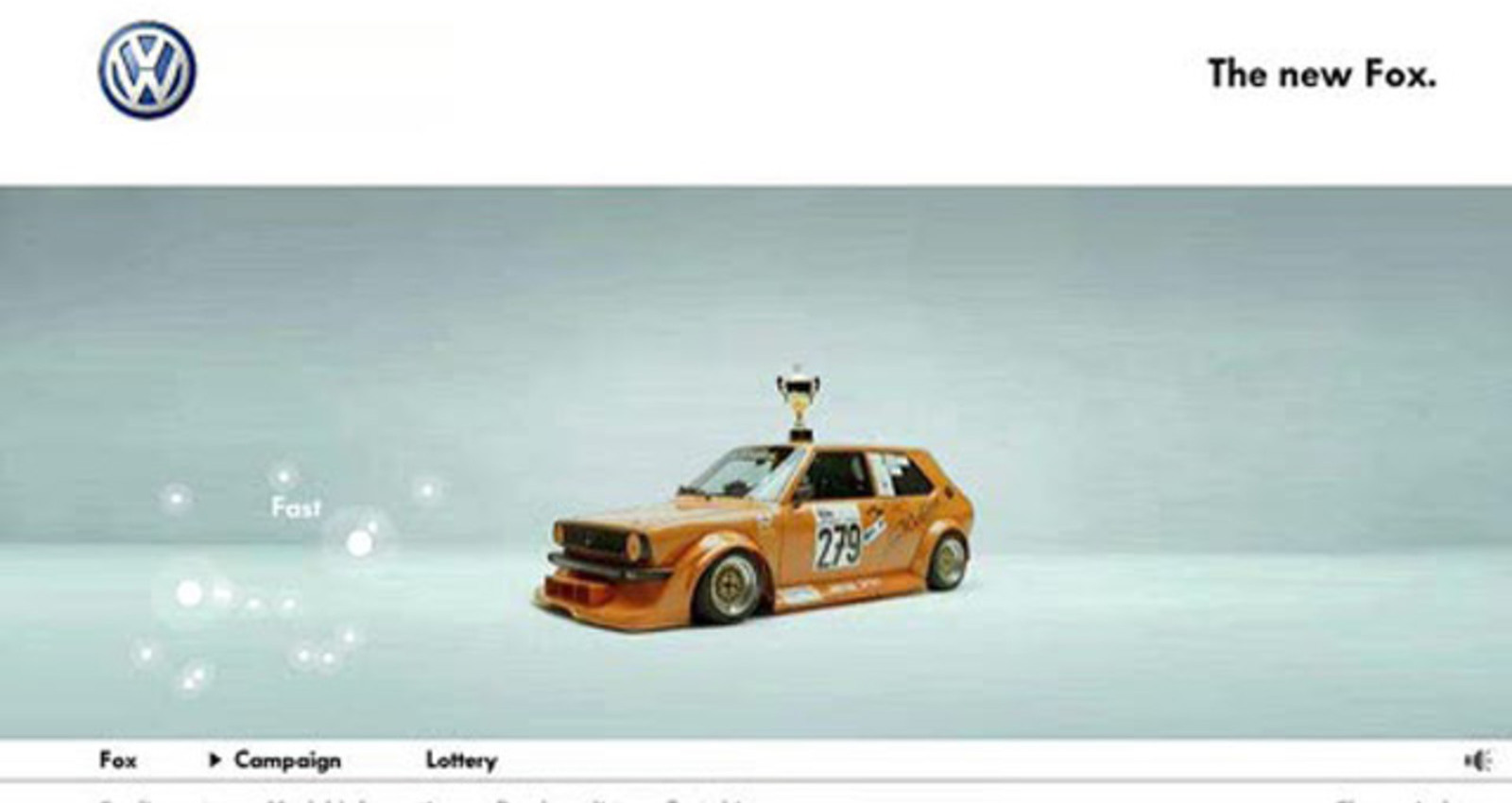 VW Fox Online Campaign Special