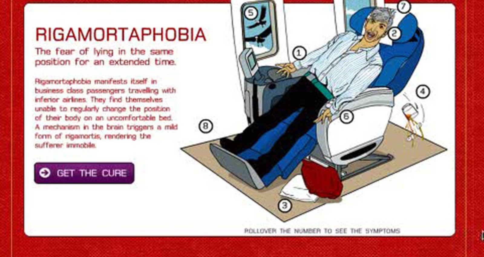 Virgin Atlantic Phobias Self-help