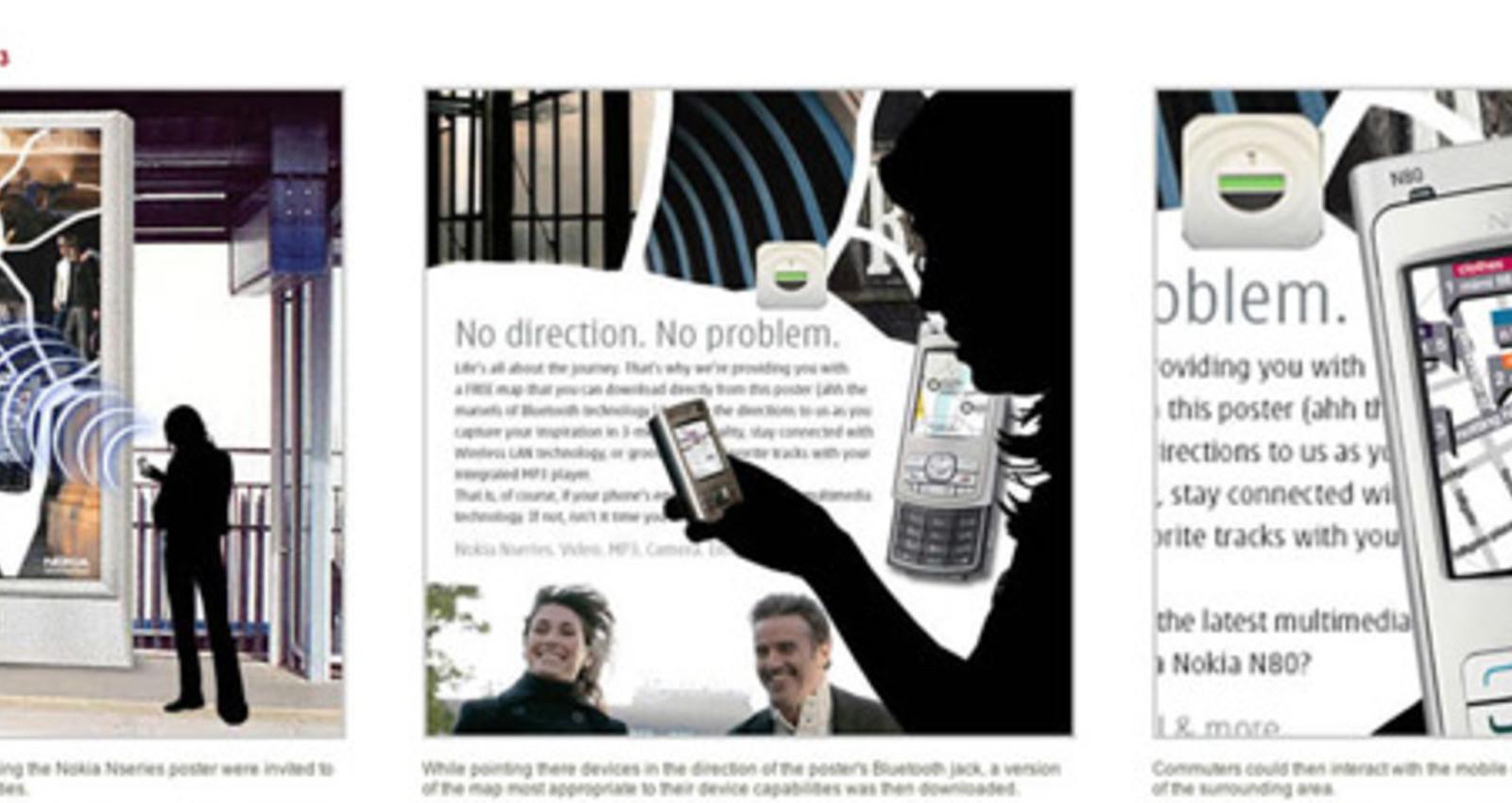 Nokia Bluecasting