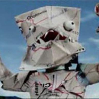 Maposaurus Music Video