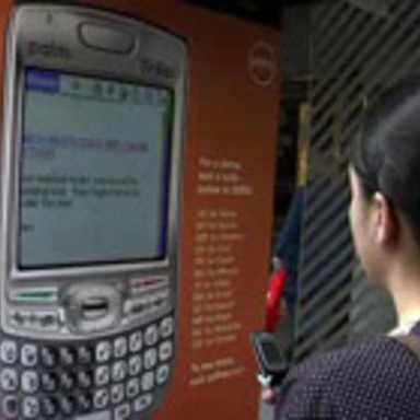 Palm Treo 680 Launch