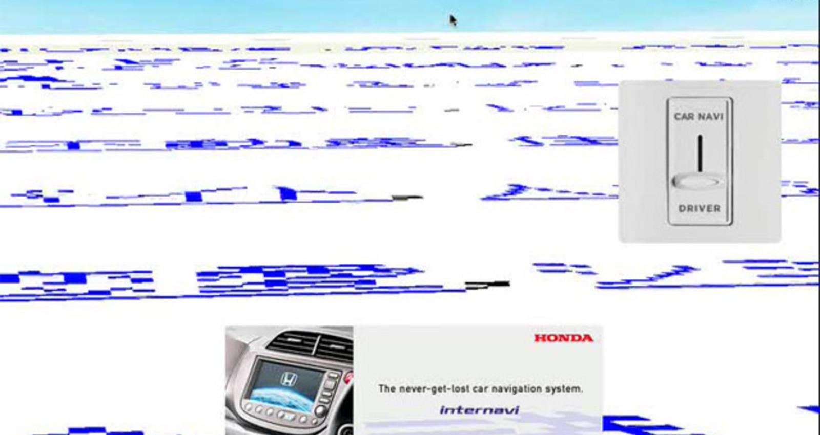 Honda Internavi
