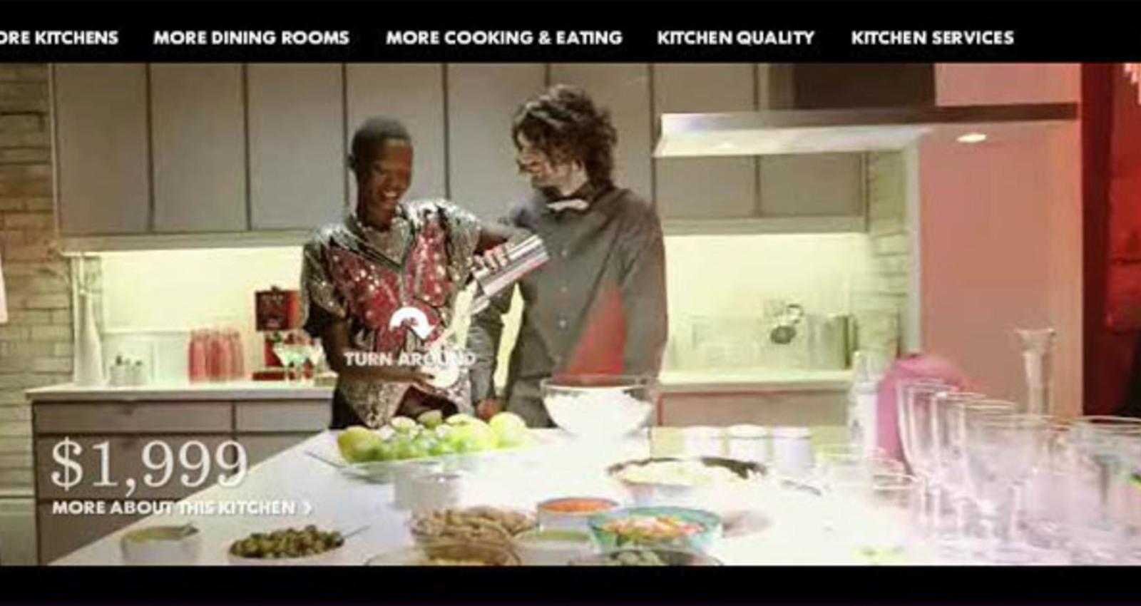 Around the world in five kitchens