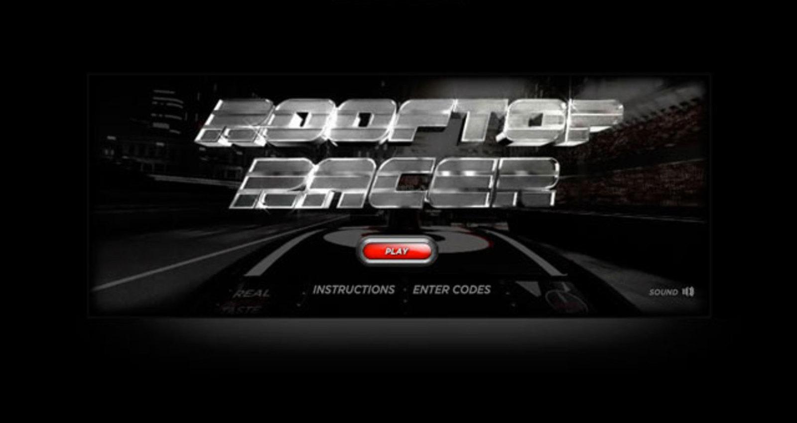 Rooftop Racer