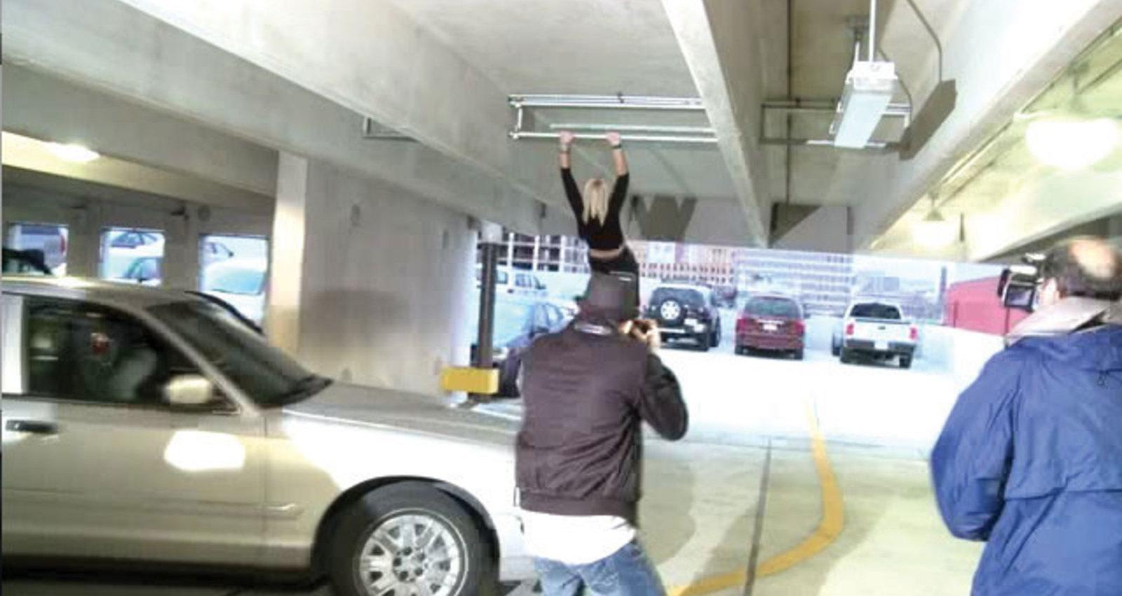 Paparazzi Escape