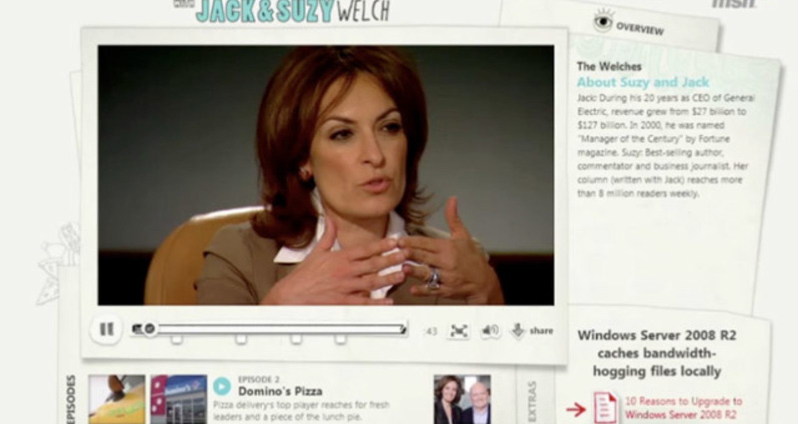 Jack and Suzy Welch Show