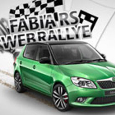 Skoda Fabia RS Microsite & Augmented Reality Game
