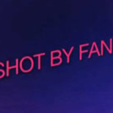 Shot by Fans