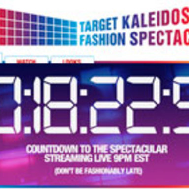 Target Kaleidoscopic Fashion Spectacular