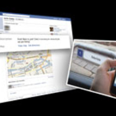 Facebook Places Hijack