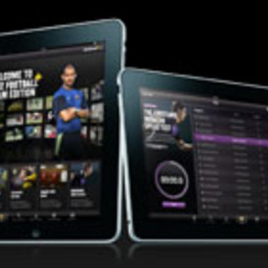 Nike Football+ Team Edition for iPad