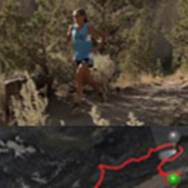 TNF Trails iPhone App