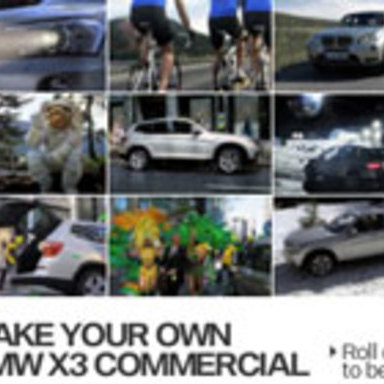 BMW Launch Campaign