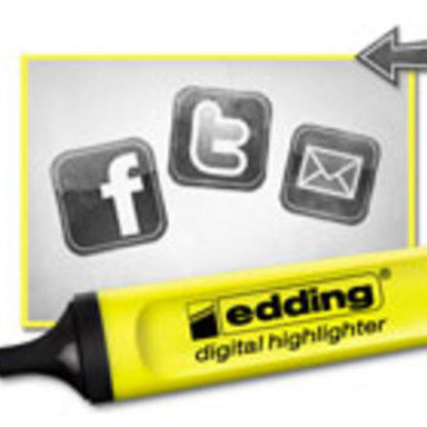 edding digital highlighter