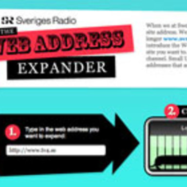 The Web Address Expander