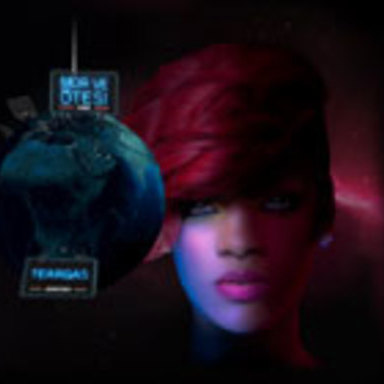 Doritos Late Night Rihanna