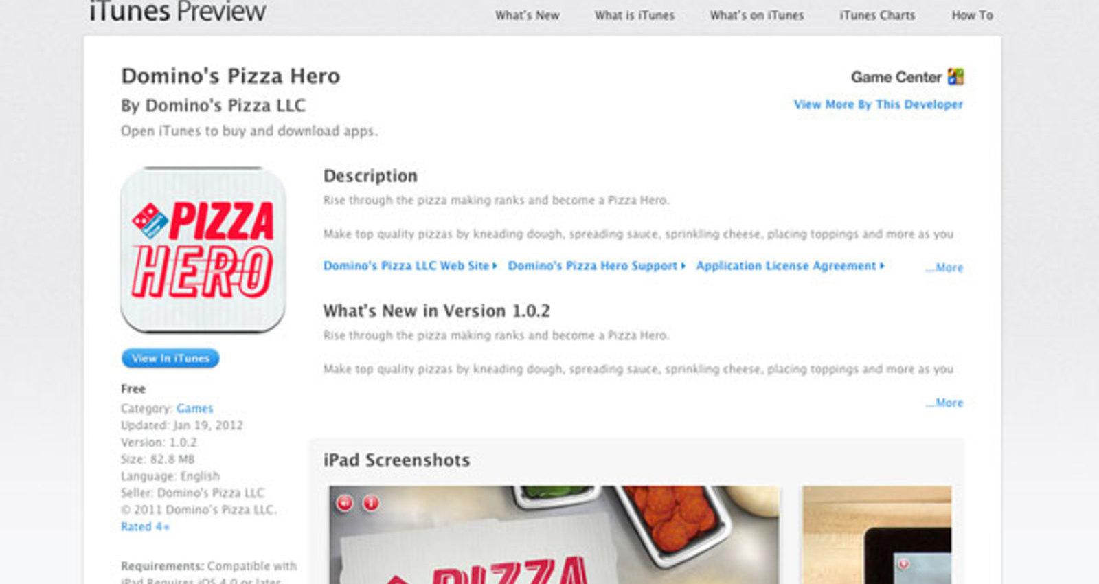 Pizza Hero