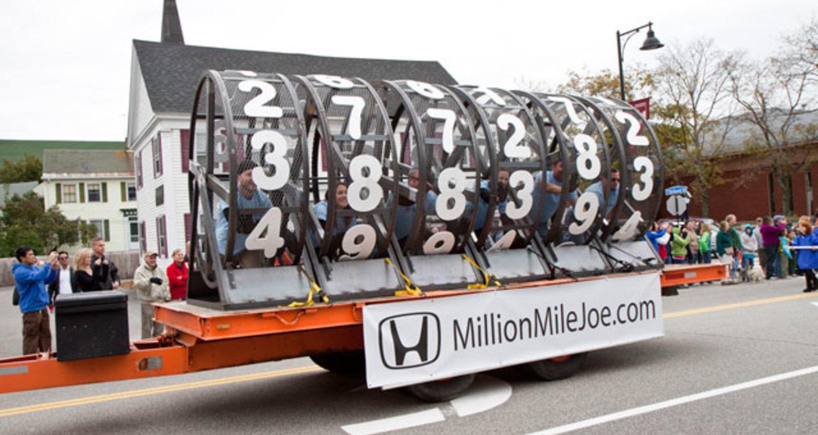 Million Mile Joe