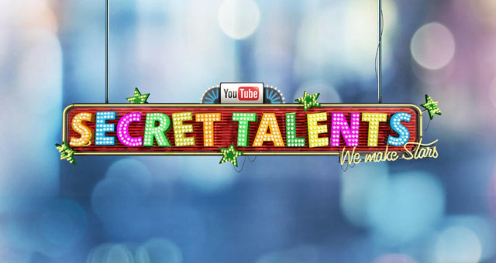YouTube Secret Talents
