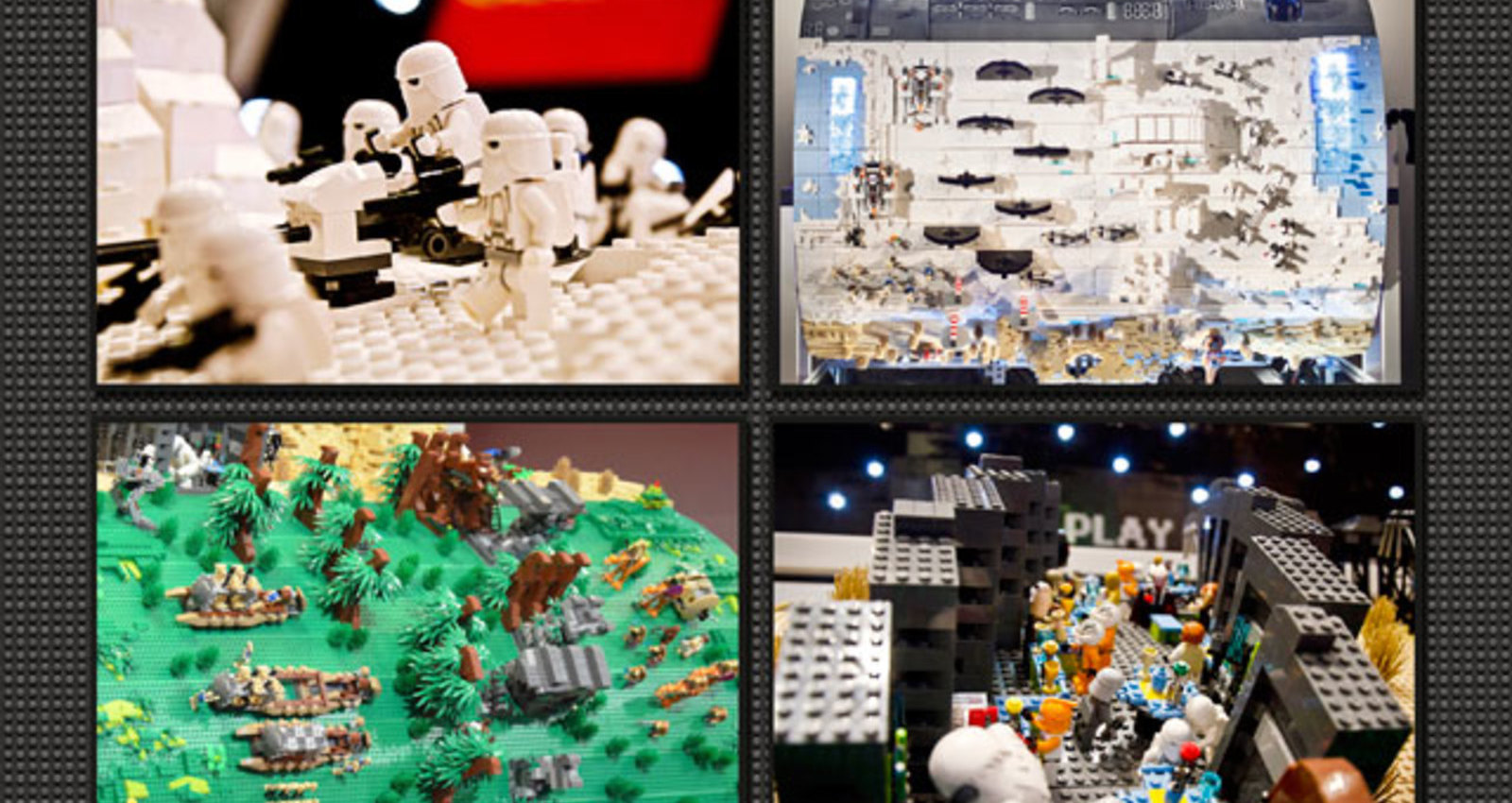 LEGO Builders of Sound