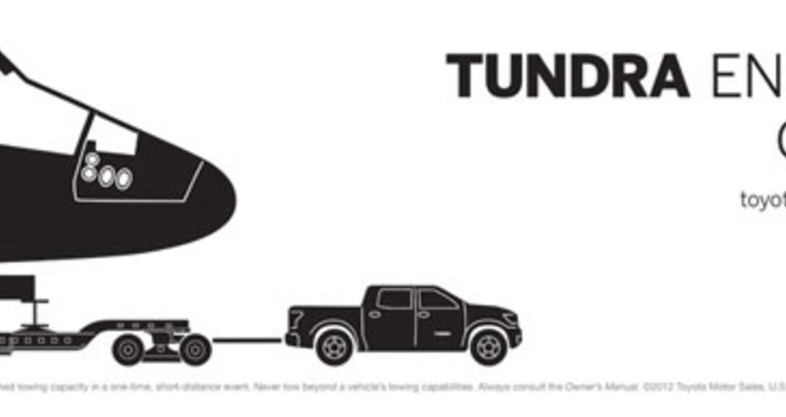 Tundra Shuttle Endeavour Campaign