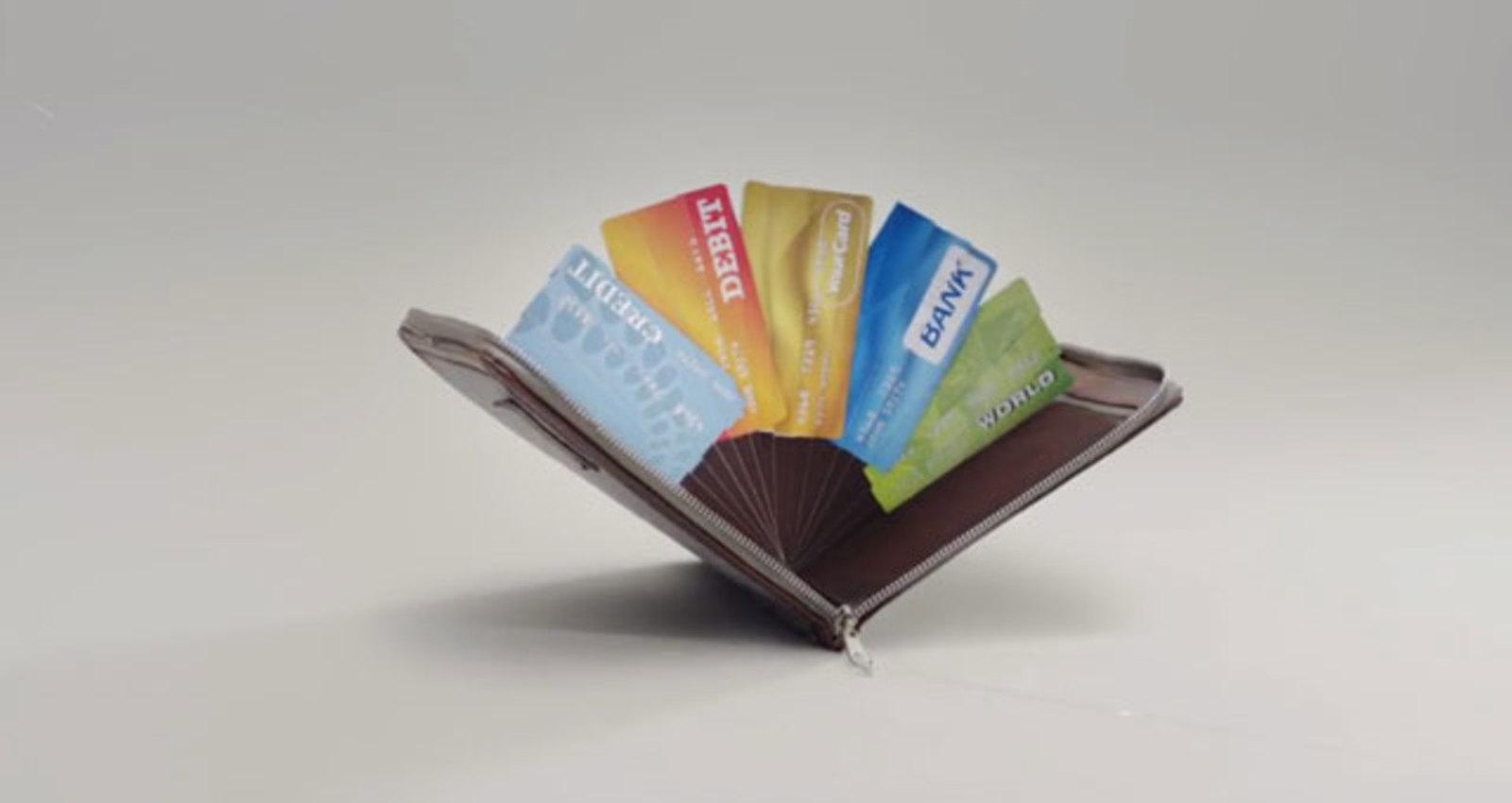 Google Wallet Pop Up Wallet